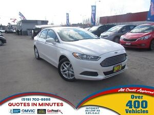 2013 Ford Fusion SE | ECO | BLUETOOTH | MUST SEE!
