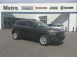 2015 Jeep Cherokee North VERY LOW MILEAGE