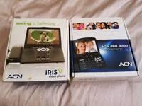 Pair of Videophones
