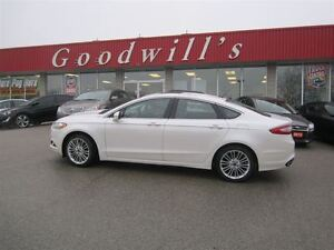 2014 Ford Fusion SE! ECO-BOOST! NAVI! SUNROOF!
