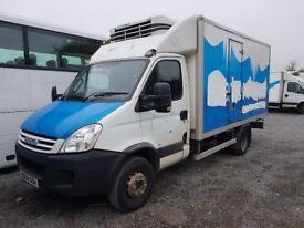 2008 Iveco daily 65C18 3.0 Fridge Freezer / Box Van - 1 Owner