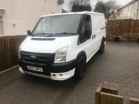 Ford transit sport rep 7 seater