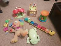Toys only 10f