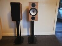 Monitor Audio BX2 speakers and stands