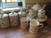 Tea/kitchen set