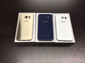 Samsung galaxy s6 edge 32gb £200 64gb £220 open to all networks with warranty