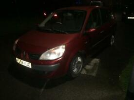 Renault grand scenic 7 seater
