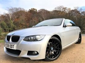 BMW 320d M Sport *Watch Video* PDC Leather Cruise Climate AUX 19 inch CSL style Alloys Long MOT FSH