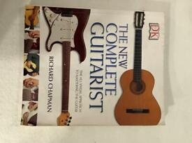 The new complete Guitarist book