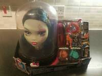 Monster High Gore-Geous Ghoul Styling Head