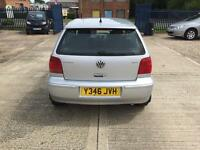 "2001 VW Polo GTI 6n2 FSH Full MoT 97k ""HURRICANE CAR & MOTORCYCLES"""