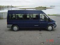 2004 Ford Transit 15 Seats Minibus