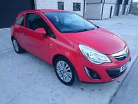 2011 VAUXHALL CORSA 1.0... NEW MODEL...FINANCE THIS CAR FROM £19.43 PER WEEK..MINT CONDITION...
