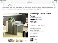 Wayfair nest of tables