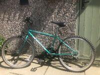 "Apollo Avio junior bike (15""; frame, 24"" wheel diameter) - used"