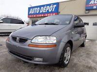 2008 Pontiac WAVE 5 SE TOIT OUV AC AUT MP3 GROUPES ELECT
