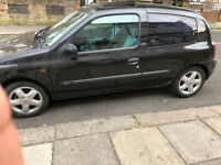 Renault cilo 2002 for sale £550