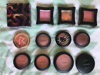 12 Various Blushes