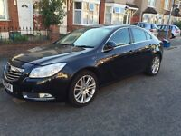 Vauxhall insignia cdti dielsel 2011 61 uber Pco ready, low miles 102k, 1 owner full services