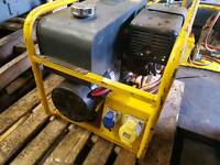 Generator 5kva gas and petrol ideal burger van campervan