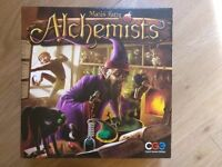 Alchemists board game (selling or trade)