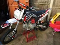 Demon X 140cc XLR2 pitbike