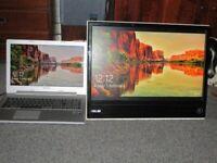 """ASUS MS227N - (Gaming) LCD monitor - 22"""""""