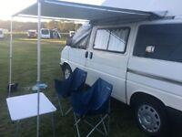 VW Transporter T4 Caravelle High Top Campervan