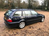 2004 BME 320d SE TOURING AUTOMATIC, LONG MOT, FULL BMW SERVICE HISTORY