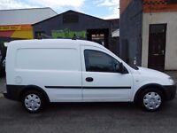 NO VAT! Vauxhall Combo 04 plate crew van MOT until May 2017 (2)