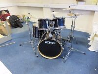 Tama Superstar Drum Kit and lots of accessories
