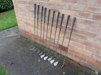 Mizuno Golf Clubs