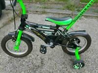 Boys 12 inch Hero Bike