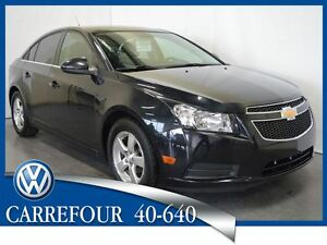 2012 Chevrolet Cruze LT Turbo Gr.Electrique+Air+Mags Automatique