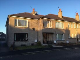 INVERURIE-Bright ,Warm , 1 Bdrm flat, Garden & Garage