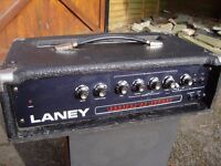 LANEY SESSION 75 REVERB AMPLIFIER ALL POWERS UP REDUCED TO ONLY £20 QUICK SALE