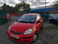 TOYOTA YARIS 1.0ltr *** FULL MOT- FREE DELIVERY ***