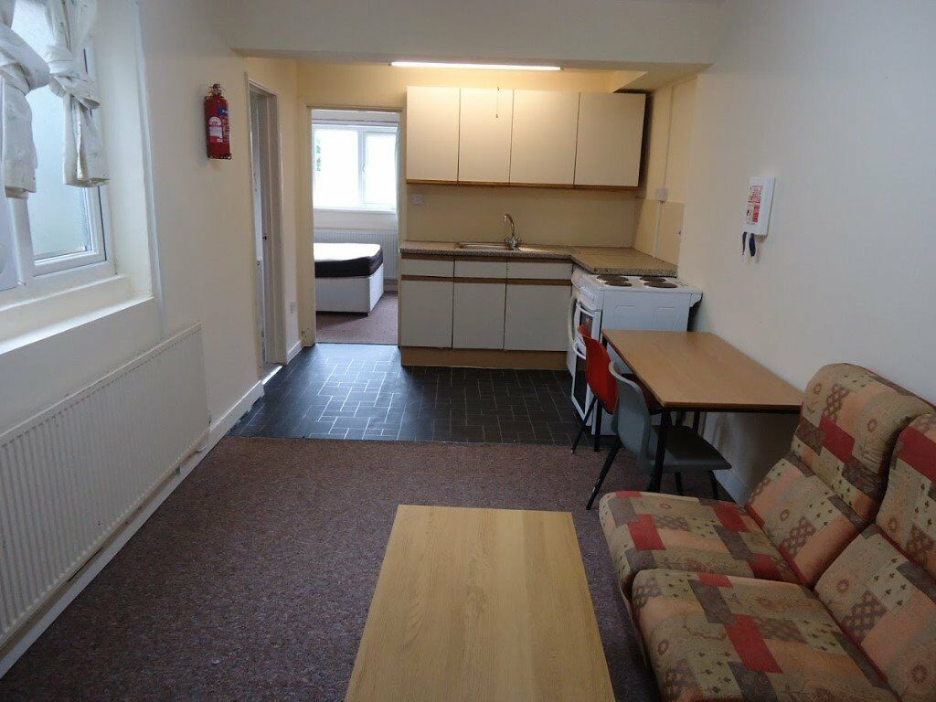 Modern Ground Floor One Bedroom Flat Available 01/09/2017 £670 including Gas, Water and Electricity