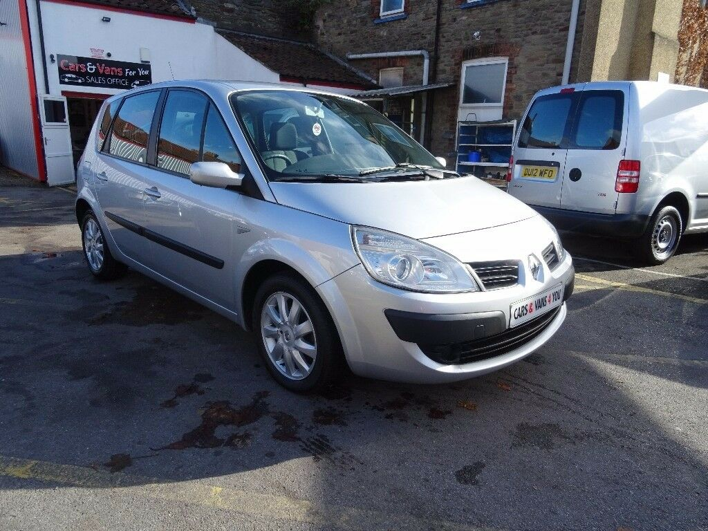 2006 Renault Scenic 1.6 VVT Dynamique 5dr P/X TO CLEAR