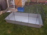 Indoor bunny cage 150x75cm