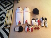 Cricket Equipment For Sale!