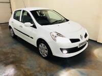 2008 Renault Clio 1.5 dci expression in excellent condition £30 road tax per year mot till June 18