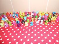 SMALL COLLECTABLE FIGURES X 73 - £3 THE LOT
