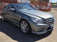 2009 (59) Mercedes E350 B/E Sport CDI / 63K FMSH / 12 Months MOT / Pan Roof / Fully Loaded