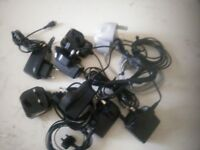 Phone Chargers x 7