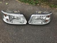 Genuine VW Transporter T5 Caravelle Headlights