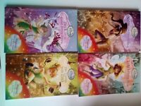 Set of Four Disney Fairies Books