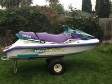 1996 yamaha Waverunner Jetski Hull and parts (near complete ski) Altona Meadows Hobsons Bay Area Preview
