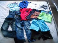 Boys bundle of clothes - 4-6 years