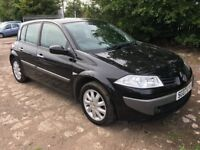 RENAULT MEGANE 1.5 DCI ** 07 PLATE ** £30 TAX ** 55,000 MILES ** FULL HISTORY